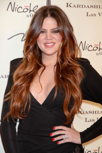 Kardashian Khaos Grand Opening at the Mirage Hotel & Casino in Las Vegas on December 15, 2011