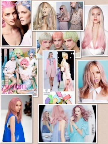 Pastel Hair Color NYC