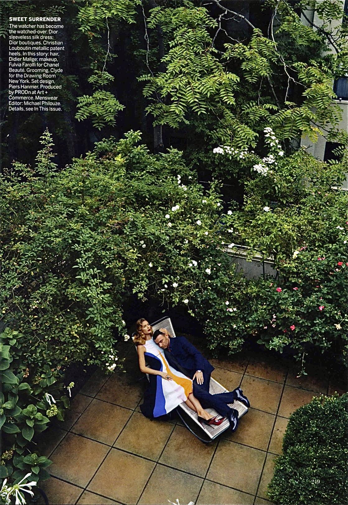 Liev Schreiber Magazine clipping