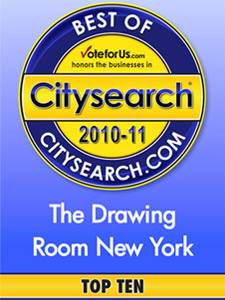 Best OF citysearch award