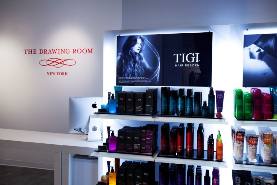 TIGI Hair Reborn product case