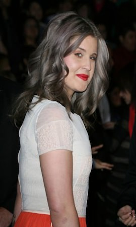 grey matters mid-length hairstyle