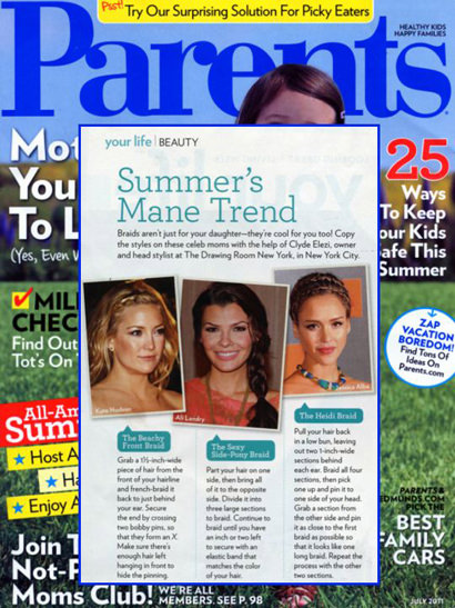 Summer's Mane Trend Article