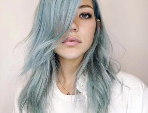 Fantasy Hair Color Trends 2021